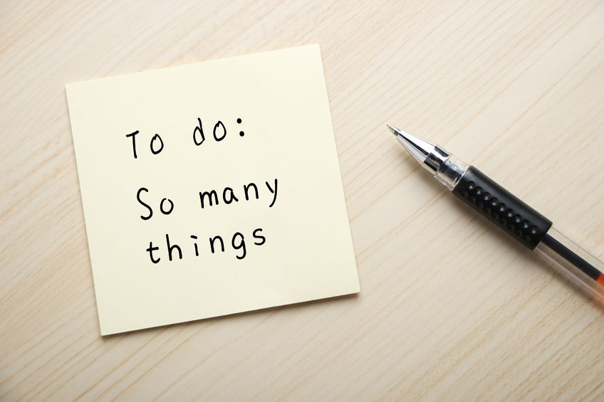 Agents: Forget the TO-DO-LIST, do this instead…