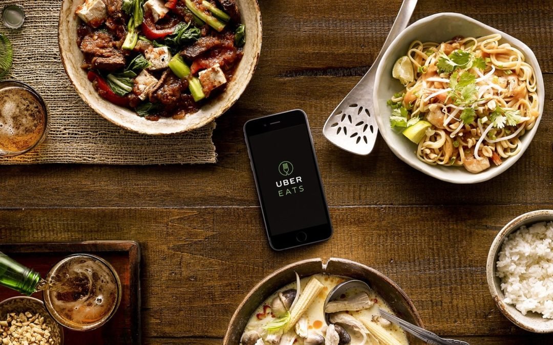 Uber Eats…Competition