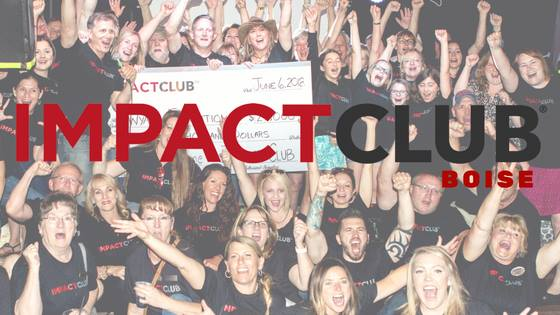 What is  IMPACTCLUB Boise? Why Join?